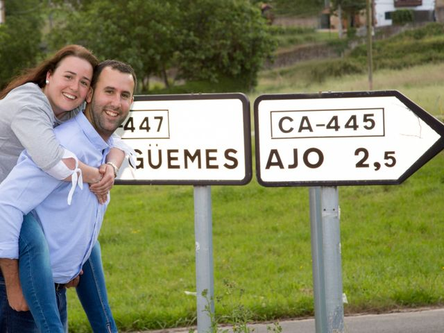 La boda de Andrés y Belén en Solares, Cantabria 5