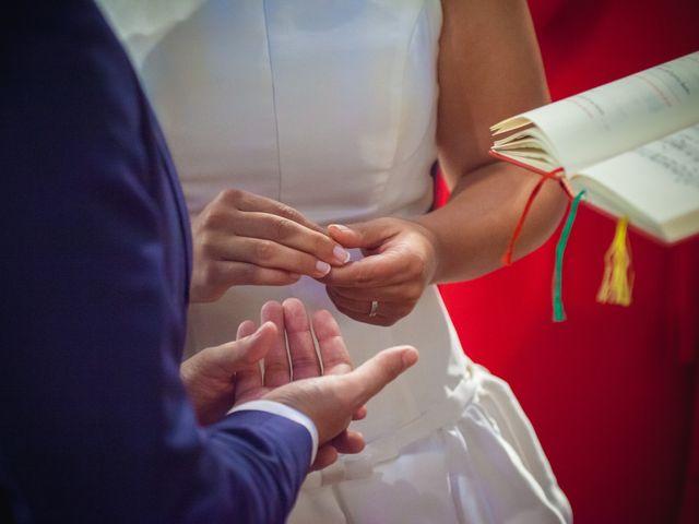 La boda de Miguel y Isabel en Málaga, Málaga 10