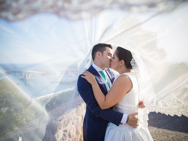 La boda de Miguel y Isabel en Málaga, Málaga 12