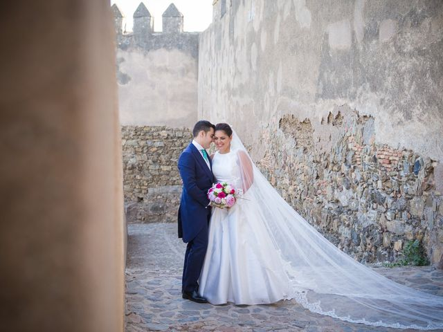 La boda de Miguel y Isabel en Málaga, Málaga 13