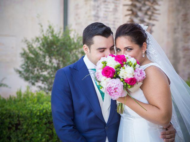 La boda de Miguel y Isabel en Málaga, Málaga 14