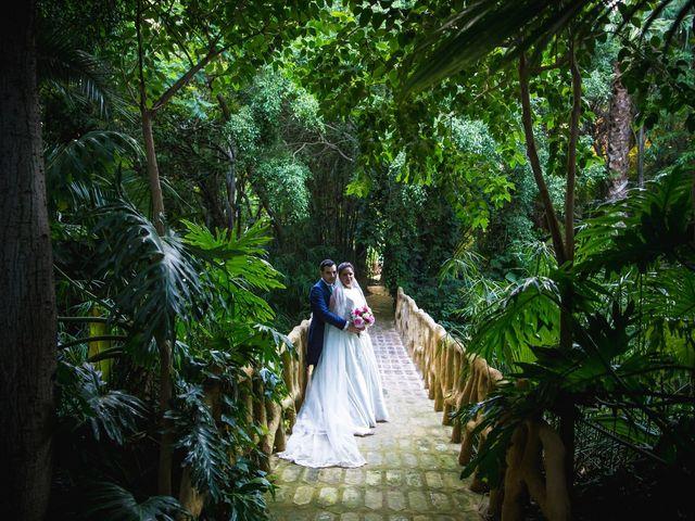 La boda de Miguel y Isabel en Málaga, Málaga 15