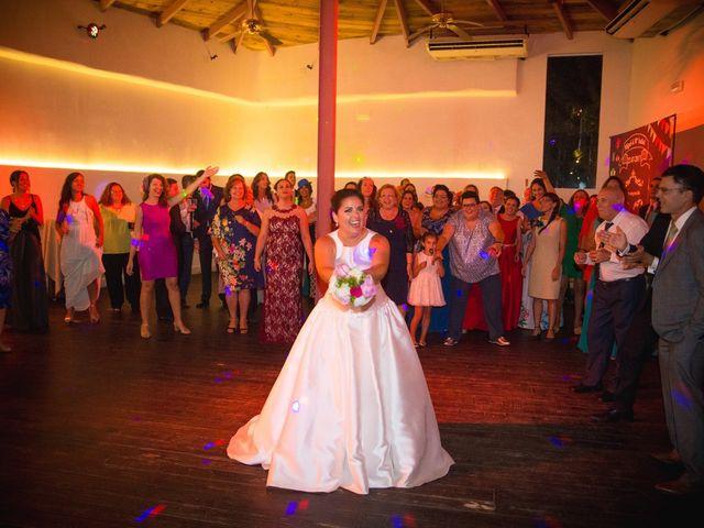 La boda de Miguel y Isabel en Málaga, Málaga 19