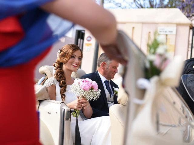 La boda de Roberto y Tania en Málaga, Málaga 1