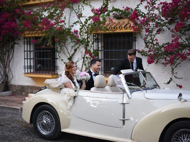 La boda de Roberto y Tania en Málaga, Málaga 16