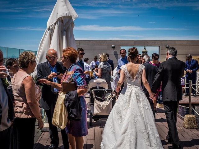La boda de David y Paloma en Zaragoza, Zaragoza 8