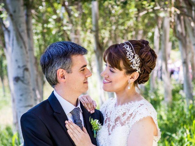 La boda de David y Paloma en Zaragoza, Zaragoza 9
