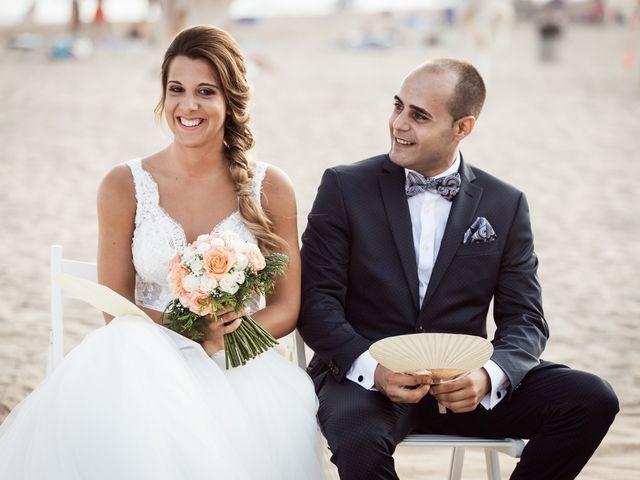 La boda de Dídac y Raquel en El Vendrell, Tarragona 27