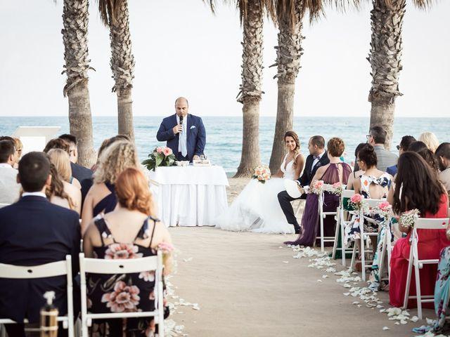 La boda de Dídac y Raquel en El Vendrell, Tarragona 28
