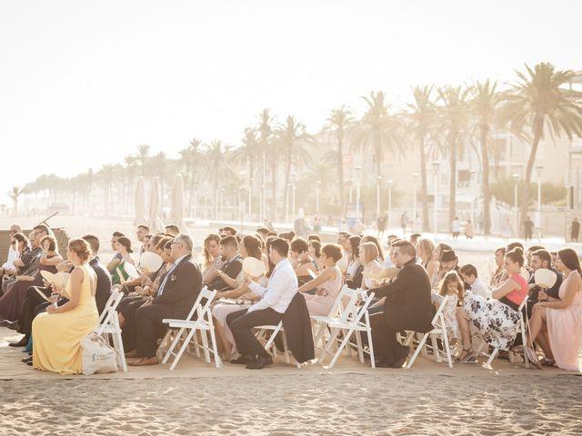 La boda de Dídac y Raquel en El Vendrell, Tarragona 30