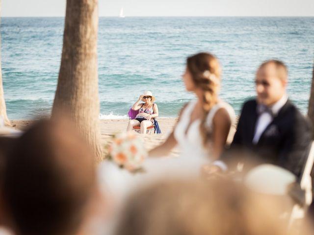 La boda de Dídac y Raquel en El Vendrell, Tarragona 32