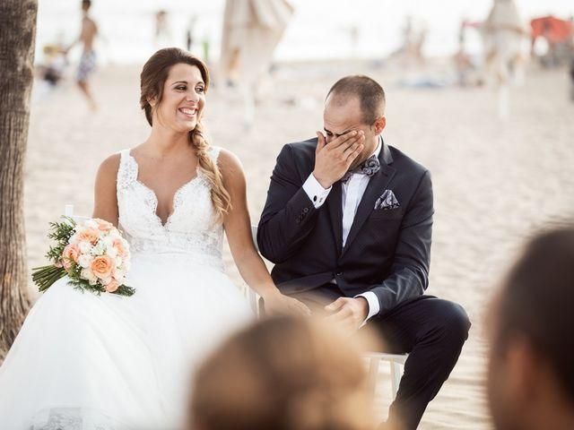 La boda de Dídac y Raquel en El Vendrell, Tarragona 34