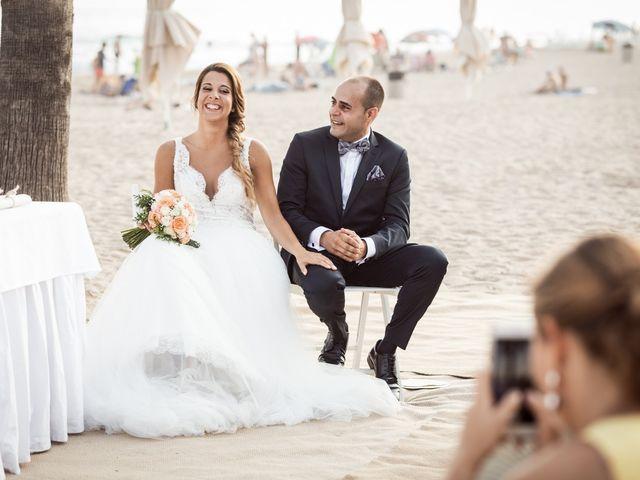 La boda de Dídac y Raquel en El Vendrell, Tarragona 35