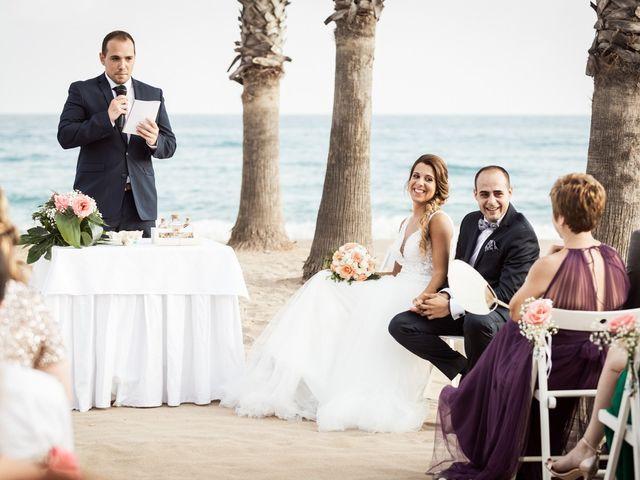 La boda de Dídac y Raquel en El Vendrell, Tarragona 36