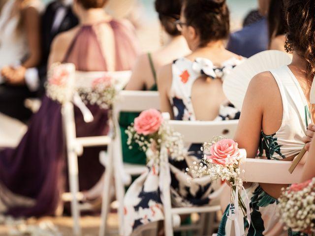 La boda de Dídac y Raquel en El Vendrell, Tarragona 37