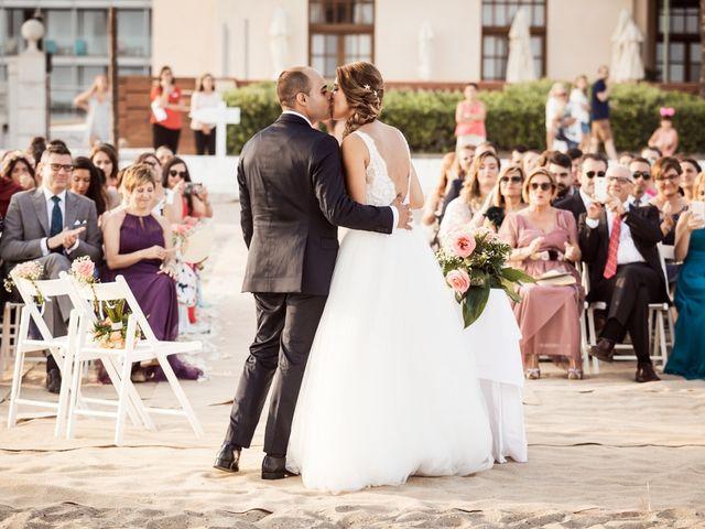 La boda de Dídac y Raquel en El Vendrell, Tarragona 40