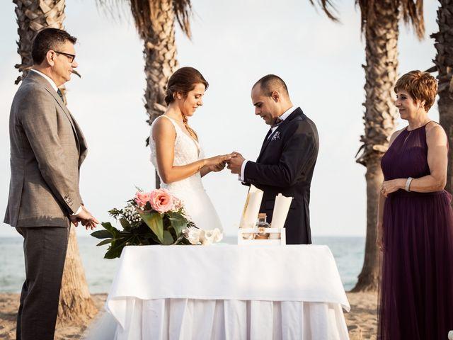 La boda de Dídac y Raquel en El Vendrell, Tarragona 41