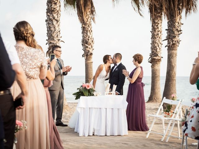 La boda de Dídac y Raquel en El Vendrell, Tarragona 42