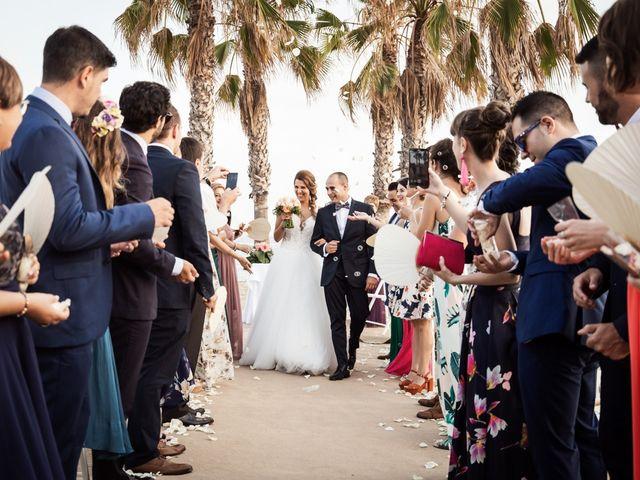 La boda de Dídac y Raquel en El Vendrell, Tarragona 43