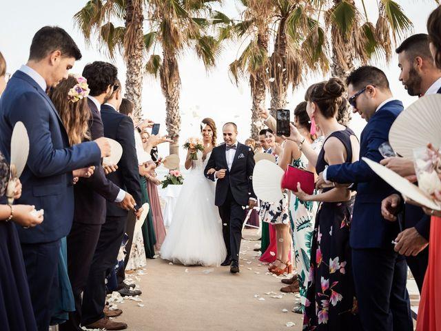 La boda de Dídac y Raquel en El Vendrell, Tarragona 44