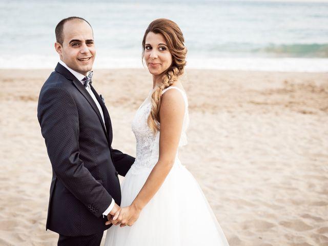 La boda de Dídac y Raquel en El Vendrell, Tarragona 47