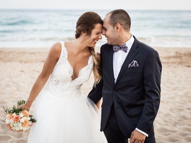 La boda de Dídac y Raquel en El Vendrell, Tarragona 52