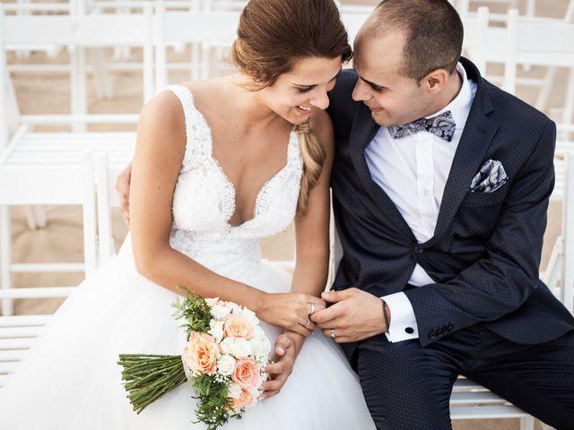 La boda de Raquel y Dídac