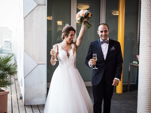 La boda de Dídac y Raquel en El Vendrell, Tarragona 56