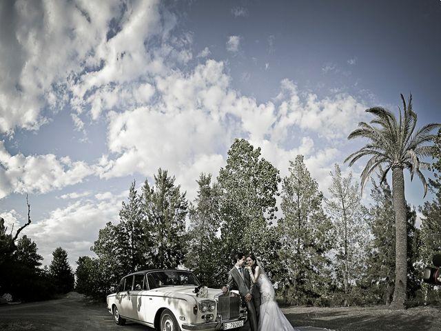 La boda de Eliezer y Paola en Constanti, Tarragona 33