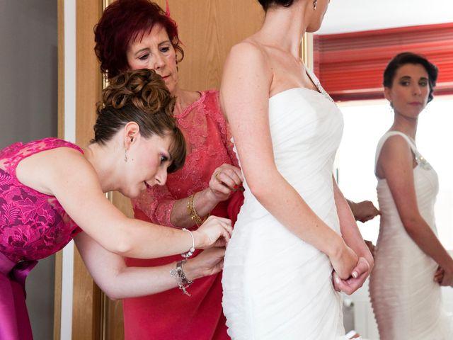 La boda de Adrián y Sara en Madrid, Madrid 14