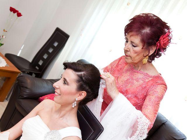La boda de Adrián y Sara en Madrid, Madrid 17