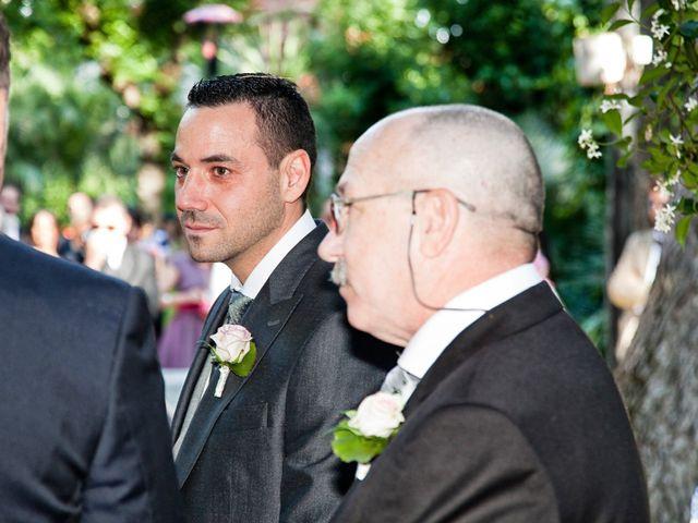 La boda de Adrián y Sara en Madrid, Madrid 28