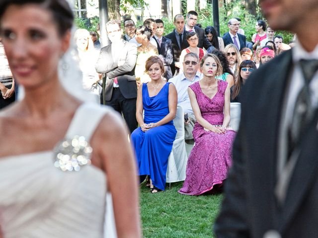 La boda de Adrián y Sara en Madrid, Madrid 30