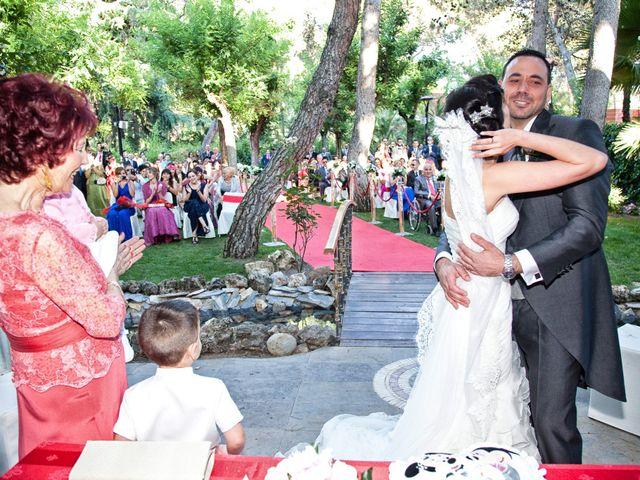 La boda de Adrián y Sara en Madrid, Madrid 34