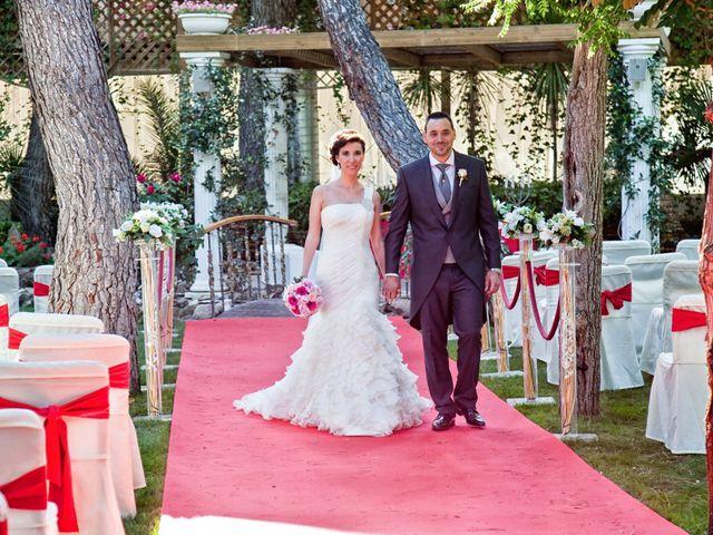 La boda de Adrián y Sara en Madrid, Madrid 35