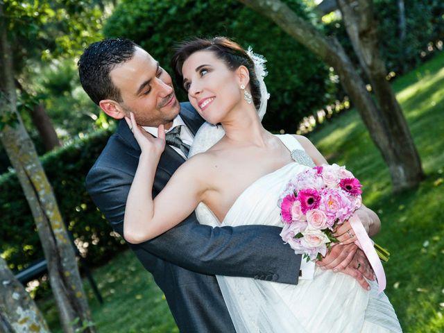 La boda de Adrián y Sara en Madrid, Madrid 37