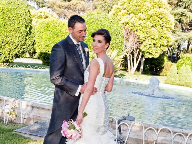 La boda de Adrián y Sara en Madrid, Madrid 38