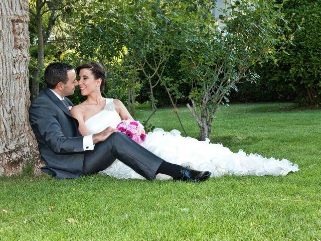 La boda de Adrián y Sara en Madrid, Madrid 40