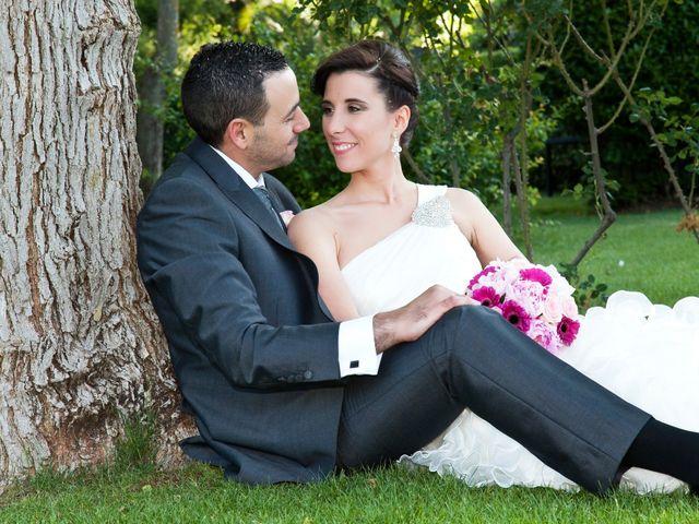 La boda de Adrián y Sara en Madrid, Madrid 41
