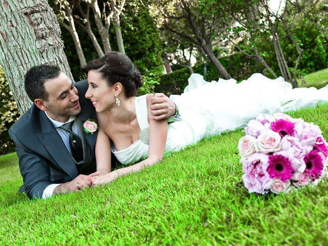 La boda de Adrián y Sara en Madrid, Madrid 42