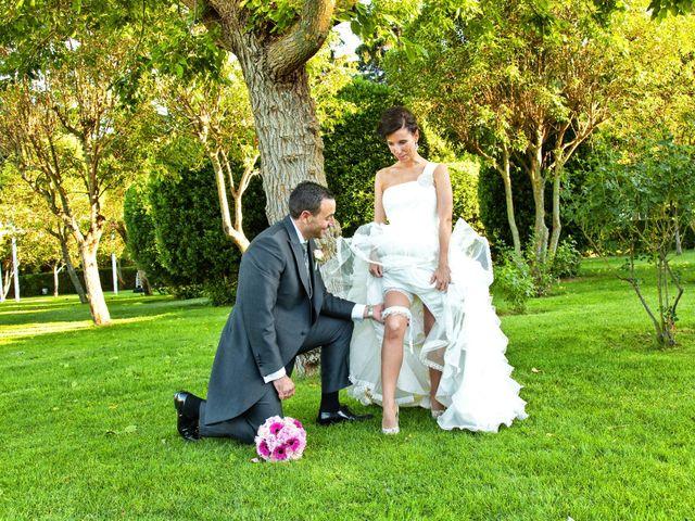 La boda de Adrián y Sara en Madrid, Madrid 43