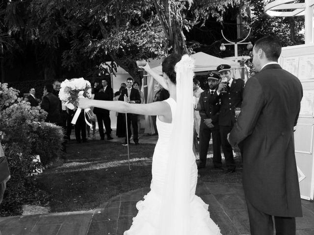 La boda de Adrián y Sara en Madrid, Madrid 45