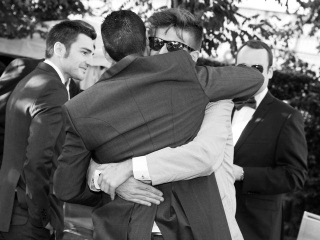La boda de Adrián y Sara en Madrid, Madrid 46