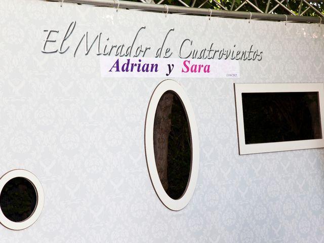 La boda de Adrián y Sara en Madrid, Madrid 47