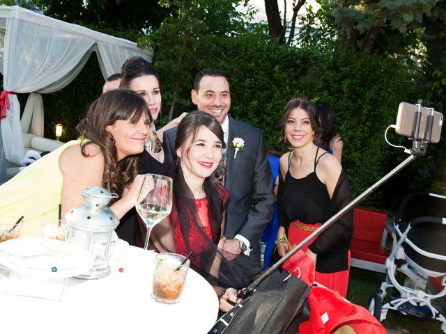 La boda de Adrián y Sara en Madrid, Madrid 50