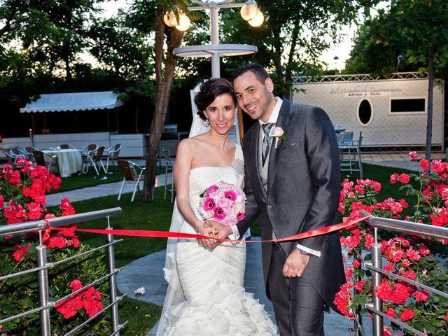 La boda de Adrián y Sara en Madrid, Madrid 53