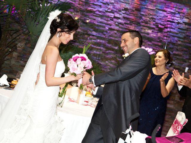 La boda de Adrián y Sara en Madrid, Madrid 55