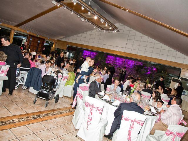 La boda de Adrián y Sara en Madrid, Madrid 57