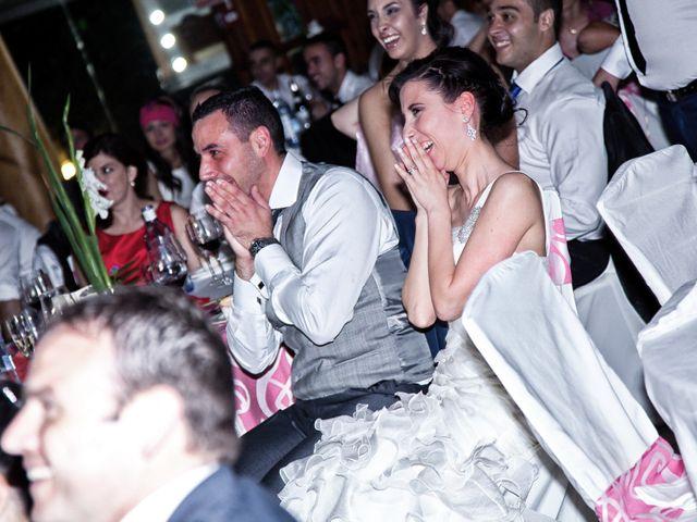 La boda de Adrián y Sara en Madrid, Madrid 61
