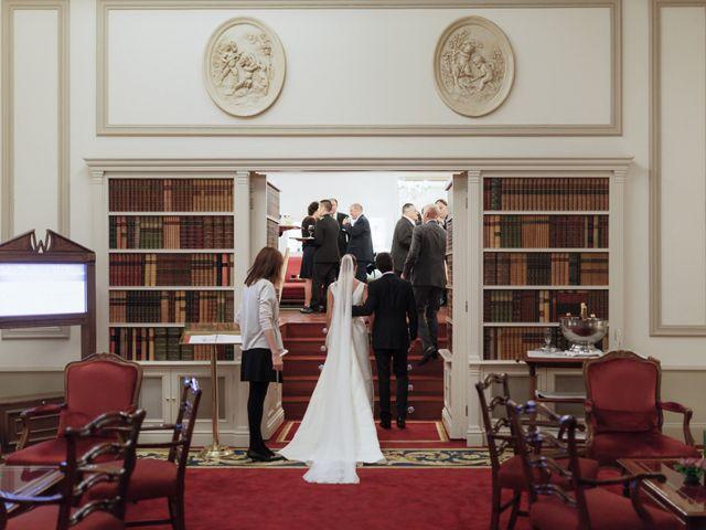 La boda de Fran y Laura en Madrid, Madrid 4